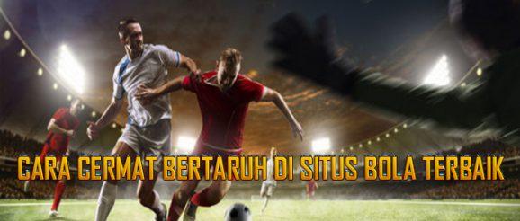 3 Trik Sukses Besar di Situs Judi Bola